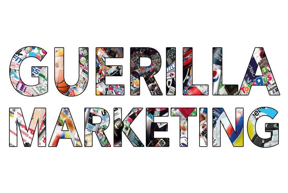 Guerilla Marketing – oder wie man der Werbeflut ein Schnippchen schlägt