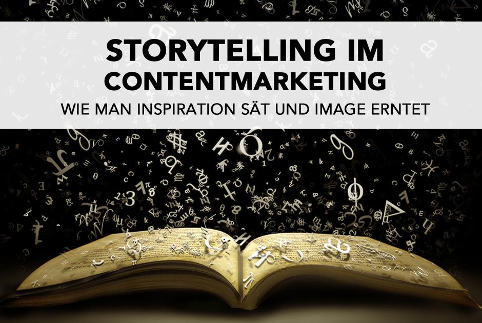 relevanz von Storytelling im Content Marketing