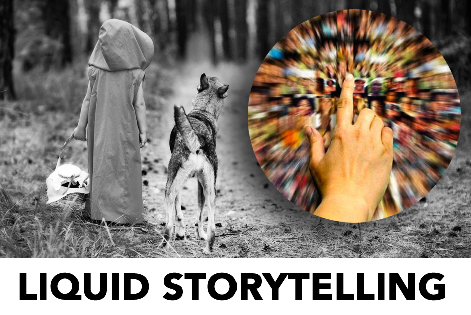 Liquid Storytelling im content marketing