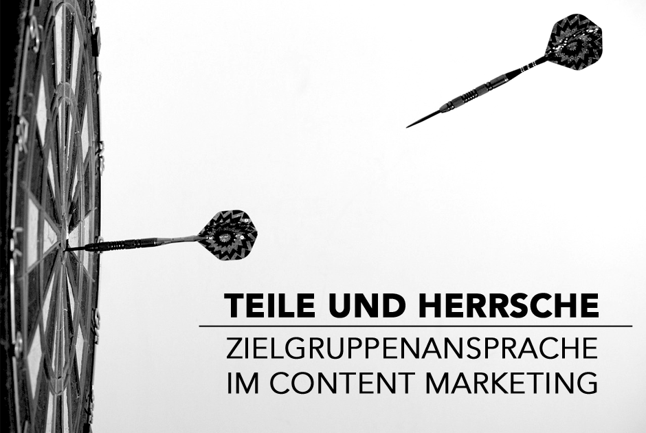 Zielgruppen im content marketing