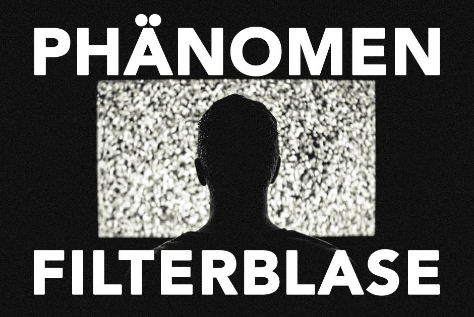 Phänomen Filterblase